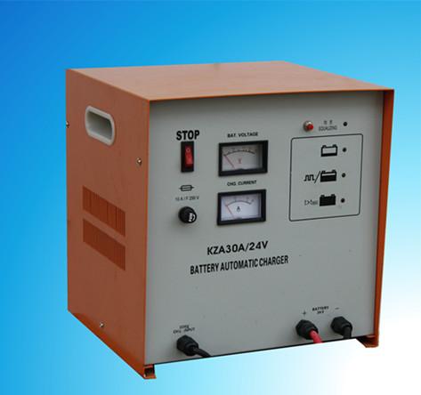恒流恒压自动充电机由整流变压器降